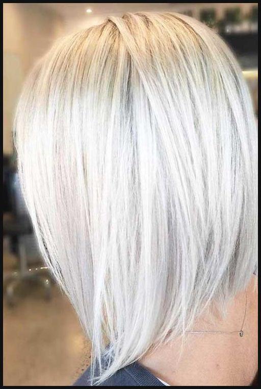 Blonde bob frisuren 2018