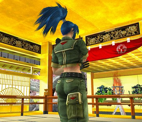"""kazucrash:  """" The King of Fighters: Maximum Impact Regulation A  Publisher: SNK Playmore  Developer: SNK Playmore  Platform: Arcade, PlayStation 2  Year: 2007  """""""