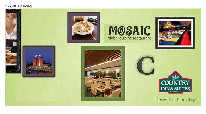 Hot and Spicy Delicious foods at Mosaic- The Multi-cuisine restaurant. It's really right choice to enjoy a business dinner or Family dinning……