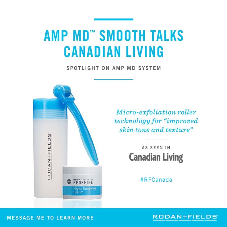 AmpMD in Canadian Living