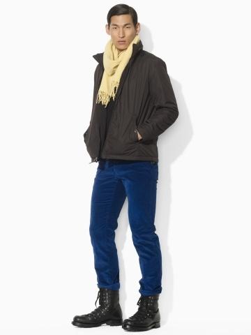 Stratford Windbreaker - Polo Ralph Lauren Quilted Jackets - Ralph Lauren UK