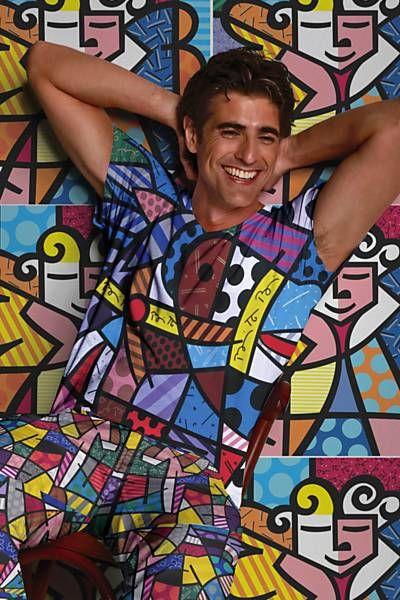 Romero Britto #gianecchini
