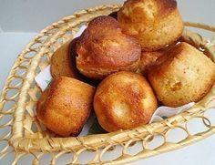 Медовые кексы с апельсином