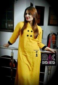 MAK Designs Stylish Casual Wear Dresses 2013 For Women (2)