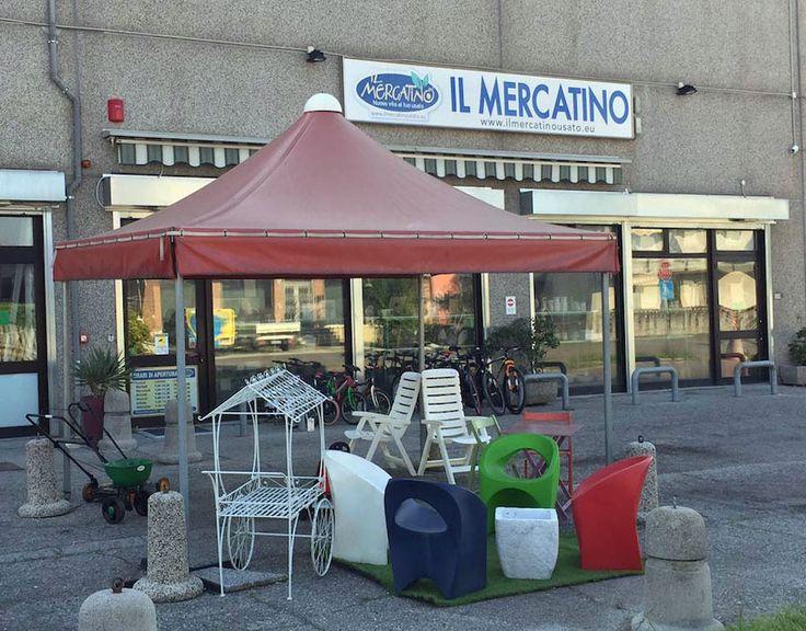 IL MERCATINO - BUY, SELL, SAVE, EARN! Secondhand Store & Market located in Marola, Torri di Quartesolo (VI).