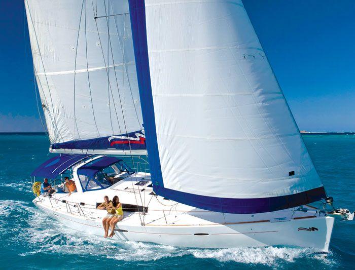 Sailing around Santorini is definitely a beautiful experience!!!  #sailing #santorini #greece #artmaisons