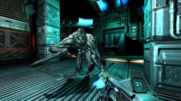 Doom 3: BFG Edition beautifully remasters classics for Shield devices - https://www.aivanet.com/2015/06/doom-3-bfg-edition-beautifully-remasters-classics-for-shield-devices/