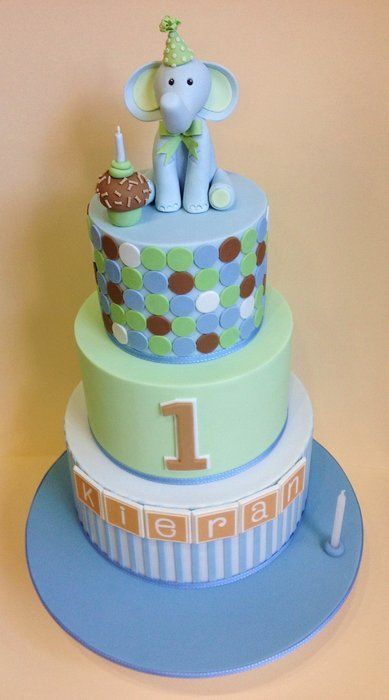 St Birthday Cake Ideas Pinterest