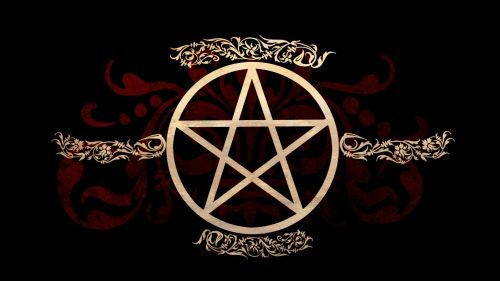 wiccan pentagram wallpapers Google Search Cool