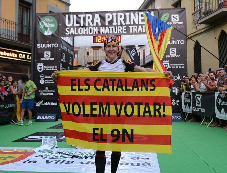 Picas reivindica el dret a votar el 9 de novembre després de guanyar Foto: JORDI GARCIA / LOCALPRES.