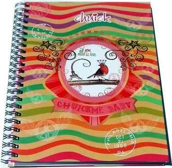 cuaderno tapa dura A4