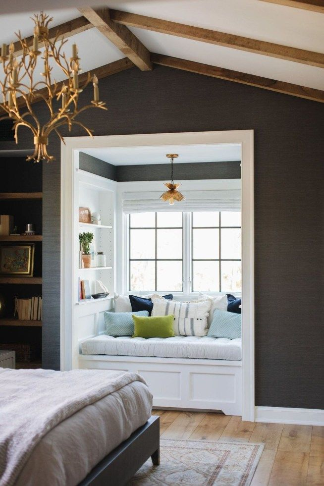 Perfect Bay Window Ideas For Beautiful House 27 Bedroom Nook Home Decor Bedroom Home