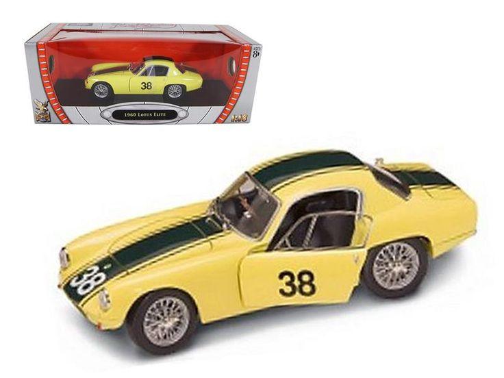 1960 Lotus Elite 38 1:18 Diecast Car by Road Signature