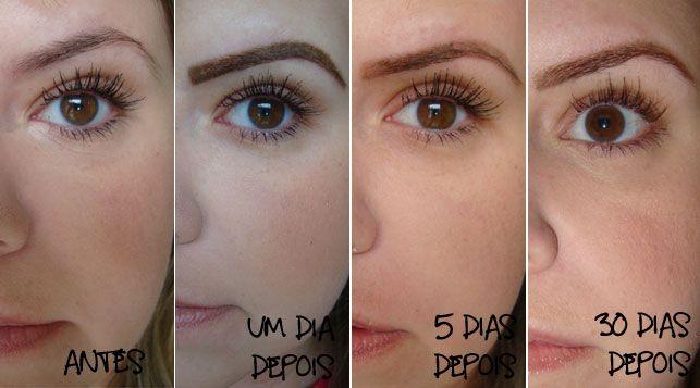 Coisas De Diva » Micropigmentação nas sobrancelhas