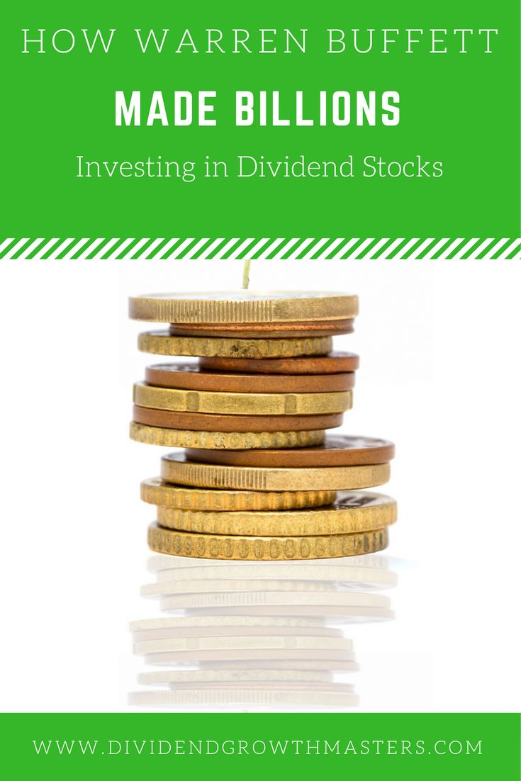 How Warren Buffett made billions investing in dividend stocks! 5 reasons why dividend investing outperforms the market. Discover this stock market strategy that Warren Buffett follows that allows you to retire on passive income for life! Build your dividend investing stock portfolio and retire before you're too old!