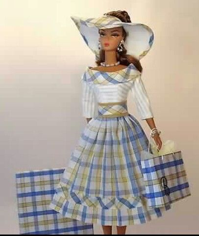 Summer Cottage by Roxy on Palm Beach Coral™ Barbie® Doll