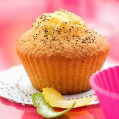 Découvrez la recette des muffins au citron