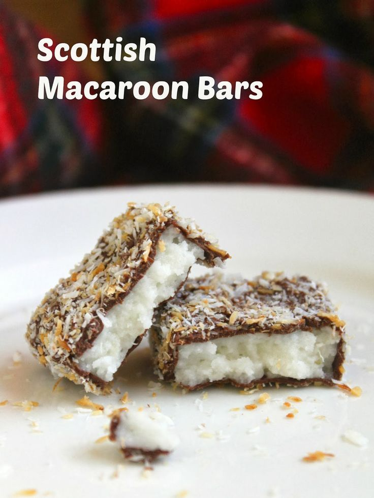 Made with POTATOES! A sweet Scottish treat!