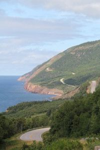 """My husband is from Cape Breton, Nova Scotia. Every summer we head East to spend time with his family. And every summer we """"do"""" the Cabot Trail. The Cabot Trail is consistently ranked am…"""