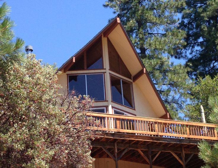 Groveland, CA cabin, 2BR with loft, sleeps 67 (Queen/2