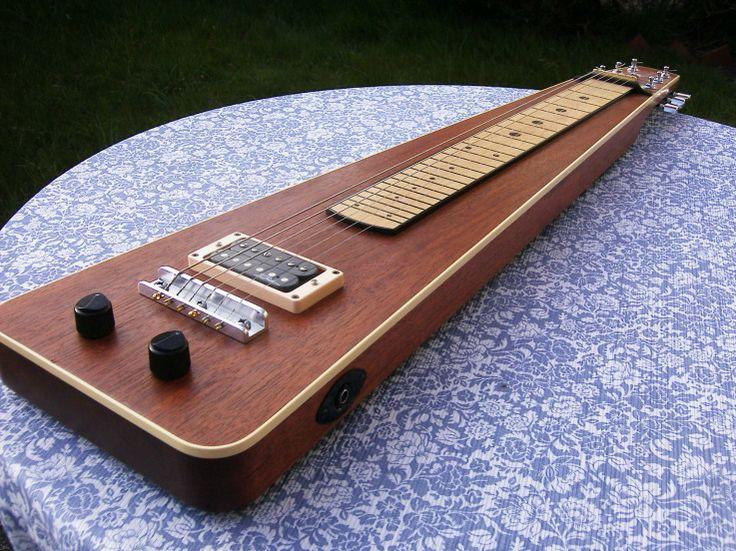 50's Hofner Style Lap Steel Guitar