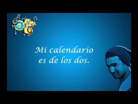 El Calendario - Ezio Oliva - letra/lyrics - YouTube