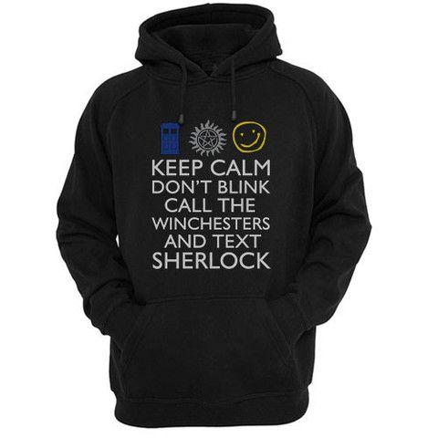 keep calm don't blink Hoodie #shirt #tanktop #tops #tees #tee  #graphictees #tumblrshirt #hoodie #unisex clothing