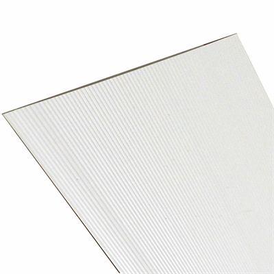 Zip Up Deck Hardware U12pn100wht12 White Serrated Under Deck Ceiling Panel Under Deck Ceiling Ceiling Panels Under Decks