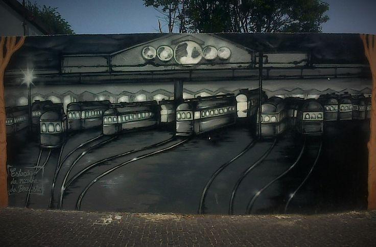 Estação da recolha da Boavista
