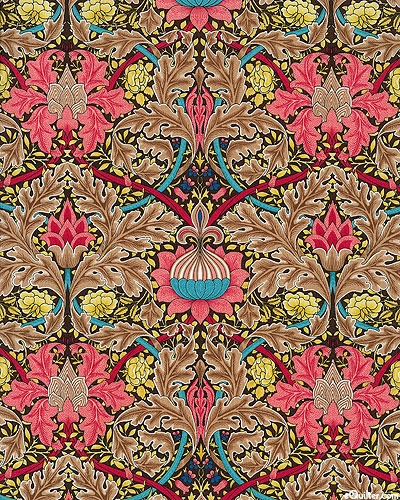 Selvage Blog: William Morris Fabric