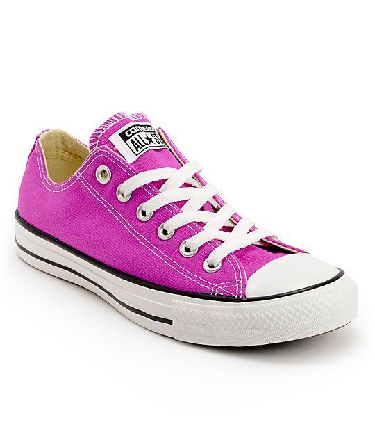 c34f1049f5c4 Converse Chuck Taylor All Star Purple Cactus Shoes