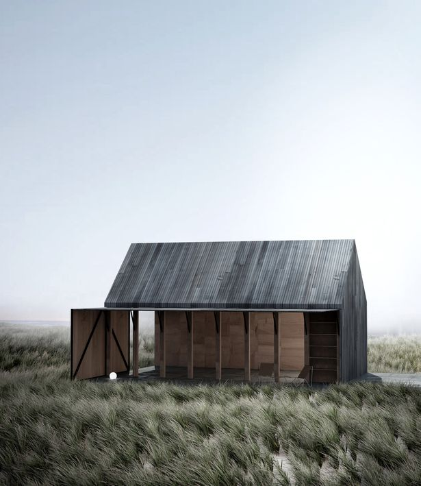 BOAT HOUSE   WE Architecture   Archinect