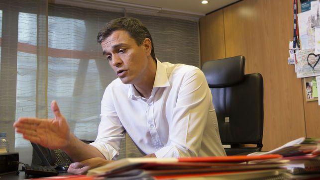17 miembros de la Ejecutiva del PSOE dimiten para acabar con Pedro Sánchez