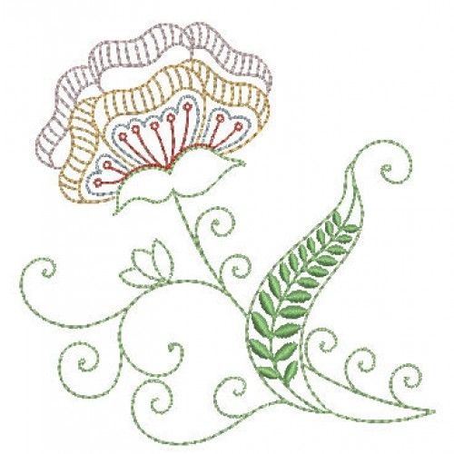 Bohemian Lines | Machine Embroidery Designs