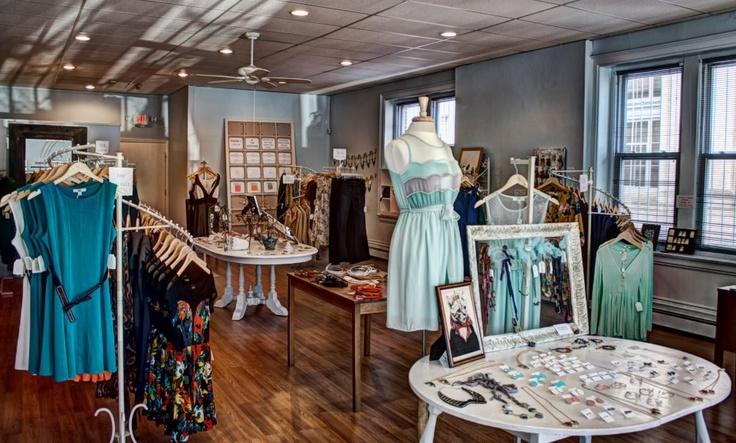 Compendium boutique  //Swarthmore, PA