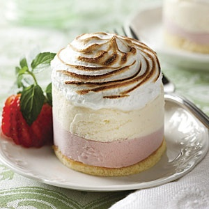 Baked Alaska | Chopped | Pinterest | Baked Alaska, Alaska and Cgi