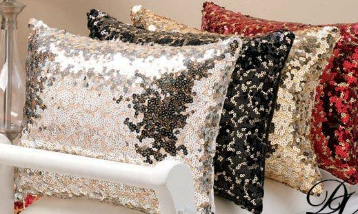 Just for Show - Cabaret Cushion