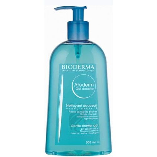 Bioderma Atoderm Shower Gel 500 ml