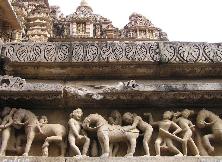 Fotografía: Juan José Cid - Templos Oeste, Khajuraho