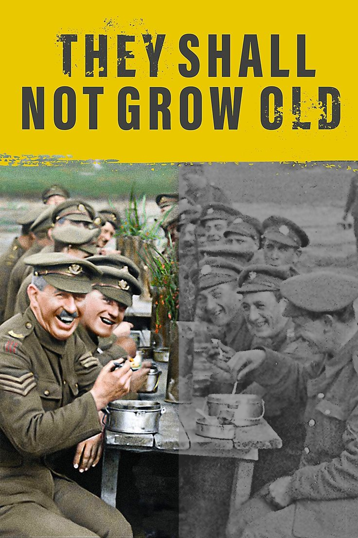 They Shall Not Grow Old Streaming Vostfr : shall, streaming, vostfr, Shall, (2018),, Regarder, Streaming