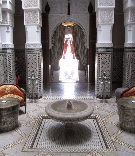 The Aesthete Appears at Resorts and Eating places in Marrakech