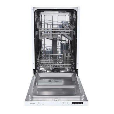 electriQ 10 Place Slimline Fully Integrated Dishwasher