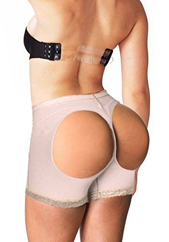 c6fe1299c937 3-5 Days Delivery Fullness Butt Lifter Boyshort Tummy Control Panties Butt  Enhancer Shaper * Click image to read more details.