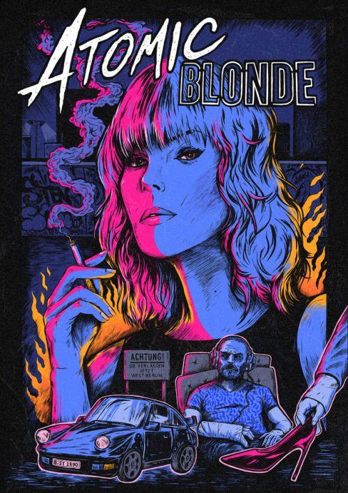 Basada en el libro de #AntonyJohnston, #AtomicBlonde, #87Eleven te ofrece este 2017 una adaptación al cine que no debes perderte #Atomica ¡¡CLICK EN LA IMAGEN!!