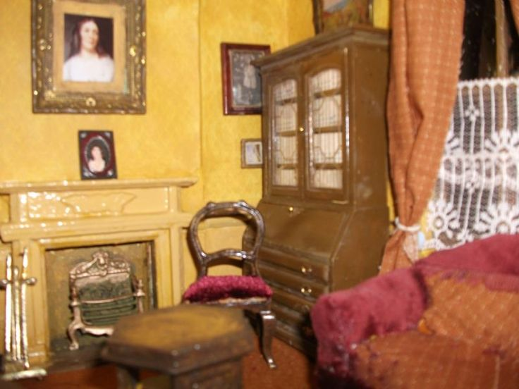 For Sale - Lovely hand made dolls house for sale - The Dolls House Exchange