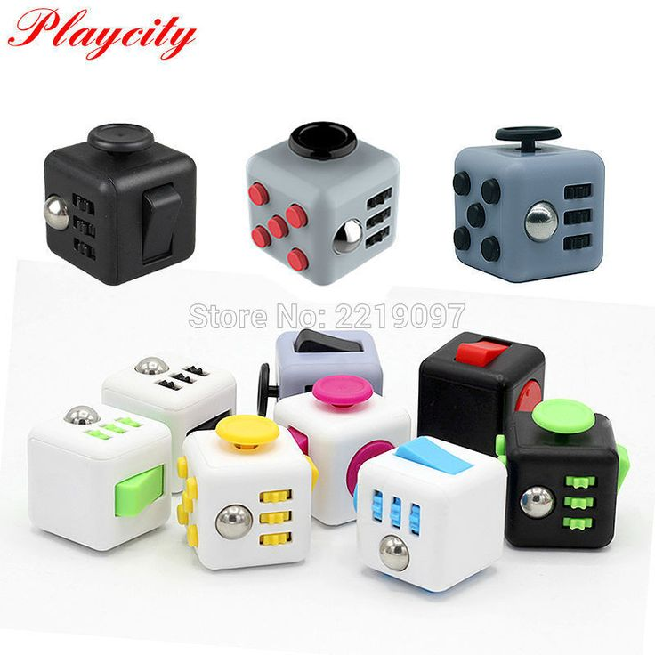Fidget Cube/ Anti stress cube