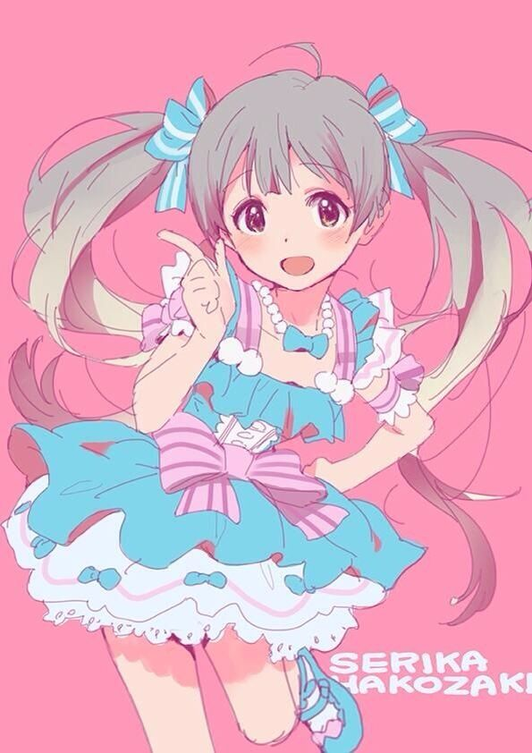 1000 images about kawaii nd pretty girls on pinterest - Best girly anime ...