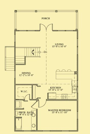 10 best ideas about garage apartment floor plans on for Garage guest house floor plans