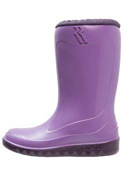 Romika - LITTLE BUNNY - Stivali di gomma - viola/aubergine