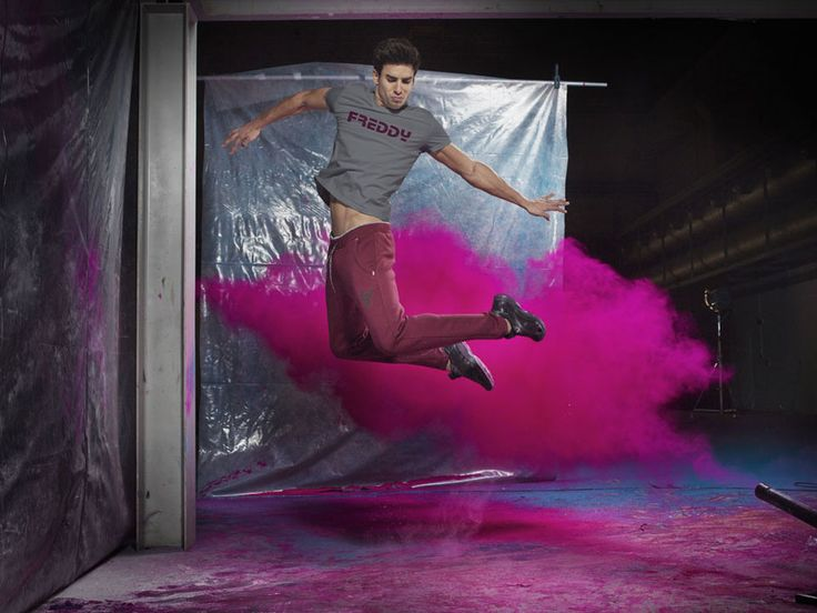 Freddy FW2013 The Art of Movement Man Collection - Pantattack . Photographer: Lorenzo Vitturi; Location: Spazio Ansaldo.